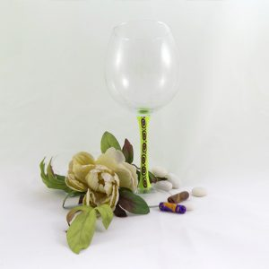 copas de vino Caracoles