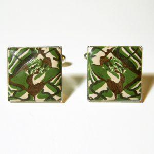 gemelos verde
